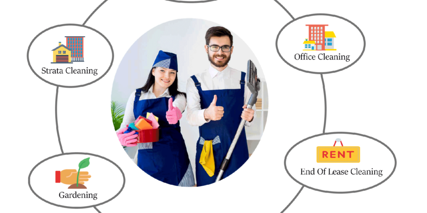 Strata Cleaning and Cleaning Company Sydney
